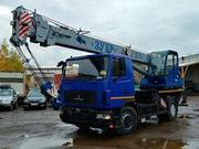 Новый автокран КС-3579-С-02 Машека 15 тонн